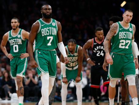 Predicting Disney: Boston Celtics