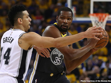 NBA Playoffs 2018: Can the Spurs Slow Down the Warriors and Extend This Series?