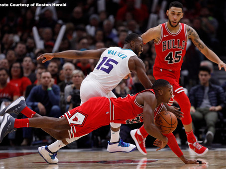 Chicago Bulls Week in Review – 11/10 to 11/19