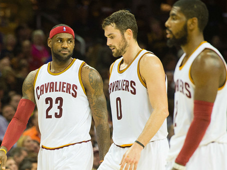 NBA Future Power Rankings 1. Cleveland Cavaliers