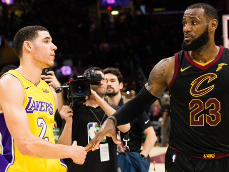 Hot Take Marathon: LeBron and Lonzo Are a Match Made in Heaven