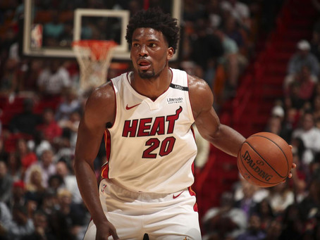 Can Justise Winslow Take the Next Step?