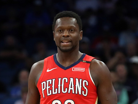 Julius Randle Ends Up With the Knicks