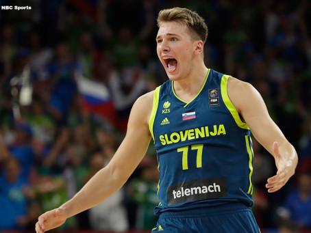 2018 NBA Draft Profile: Luka Doncic