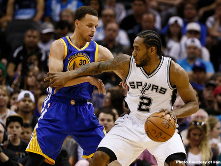 Spurs Chances Against the Undefeated Warriors
