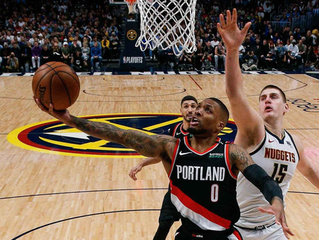 Five Thoughts: Nuggets vs Blazers