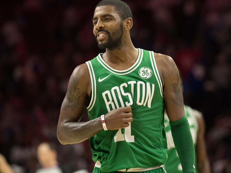 Let's Stop Acting like Kyrie Irving Is Leaving Boston