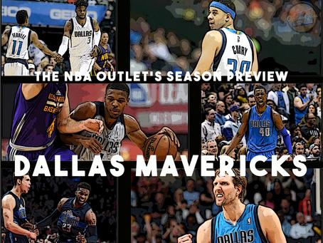 THE NBA OUTLET PREVIEW SERIES: DALLAS MAVERICKS