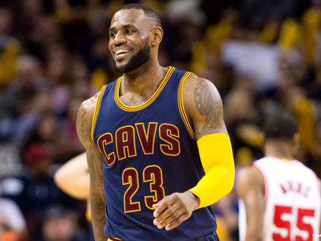 LeBron's Magic Touch: Why LeBron Embracing His Inner Magic Johnson Is What's Best for the Ca