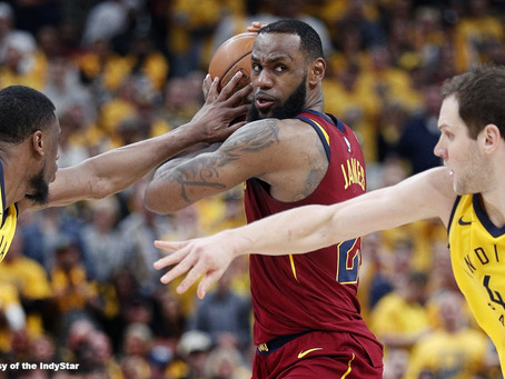 NBA Playoffs 2018: Overthrowing the King