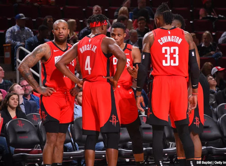 Predicting Disney: Houston Rockets