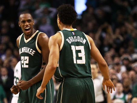 Brogdon vs. Middleton: Who Should the Bucks Sign?