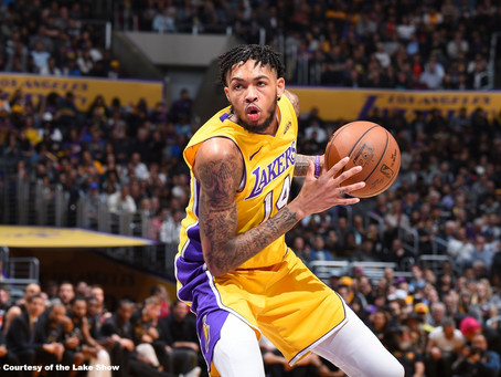 The Lakers Have Made Strides in the New Year