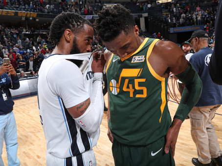 Hot Take Marathon: The Utah Jazz Will Have 2 All-Stars, and Neither of Them Will Be Donovan Mitchell