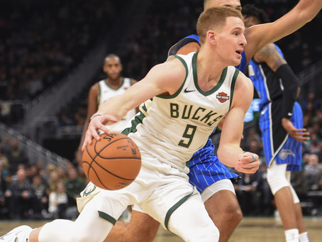 2019-20 Breakout Player Series: Donte DiVincenzo