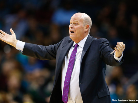 Inconsistency Plaguing Hornets