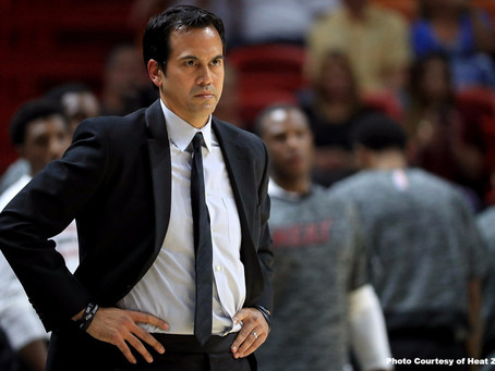 Erik Spoelstra for COY? Here's 7 Reasons for Consideration