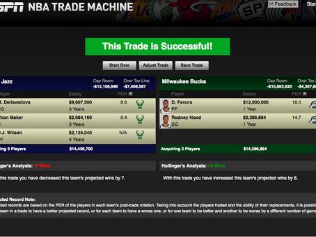OTG's NBA Trade Deadline Marathon: Day 13