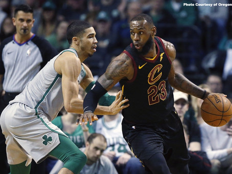 NBA  Playoffs 2018: The Celtics and Cavs Meet Again