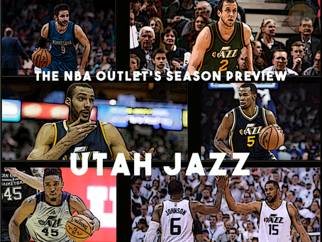 THE NBA OUTLET PREVIEW SERIES: UTAH JAZZ