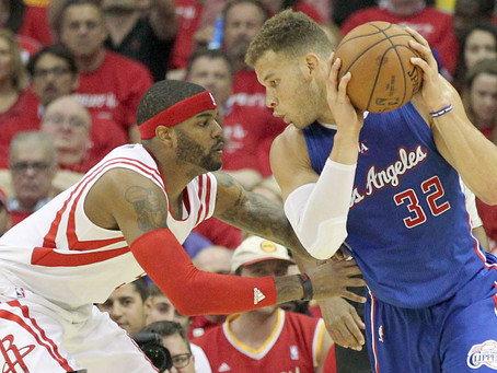 5 Things We Learned From the Clippers and Rockets Series