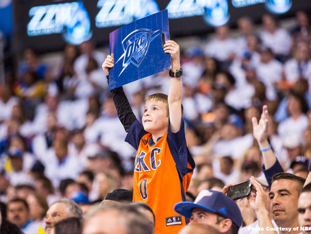 BREAKING NEWS: THE THUNDER ARE BETTER AT HOME