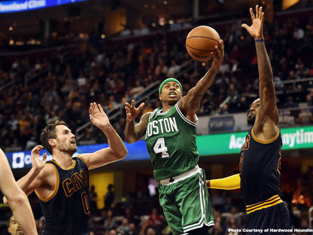 After Beating Back the Wizards, Does Boston Stand a Chance Against the Cavs?