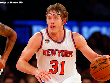 How Ron Baker Fits in NY