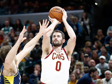 Hot Take Marathon: Kevin Love Returns to His All-Star Ways