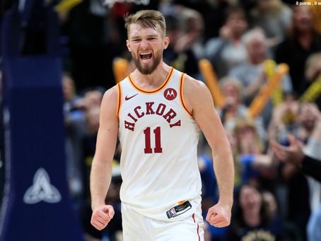 Indiana Pacers 2019-2020 Season Awards