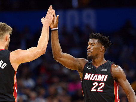 How Jimmy Butler Can Rewrite His Career Narrative in South Beach