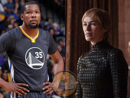 NBA Players and Their GOT Counterparts