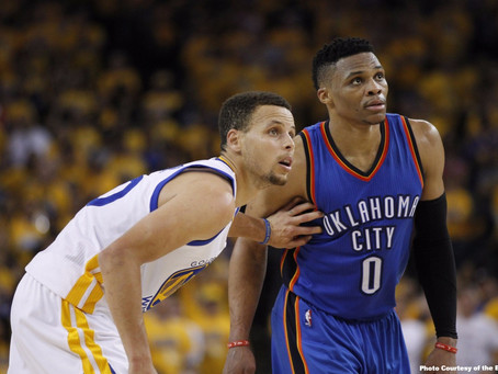 5 Things to Look for in OKC vs. GSW