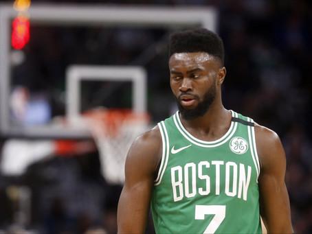 The Celtics Have a Jaylen Brown Problem