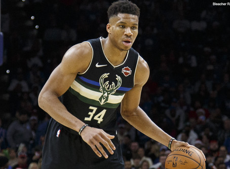 Milwaukee Bucks 2019-20 Team Awards