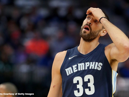 The Death of Grit and Grind: Why the Grizzlies Need to Rebuild