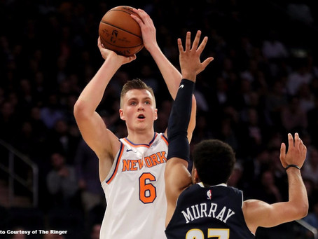 The New York Knicks Look Like a Competent Basketball Team