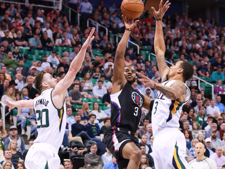 NBA Playoffs: Clippers vs Jazz Preview