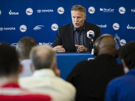 Star Hunting: Was the Sixers Offseason a Failure?