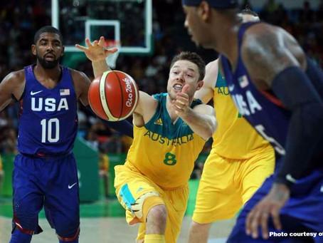 Australia the Second Team to Beat in Rio