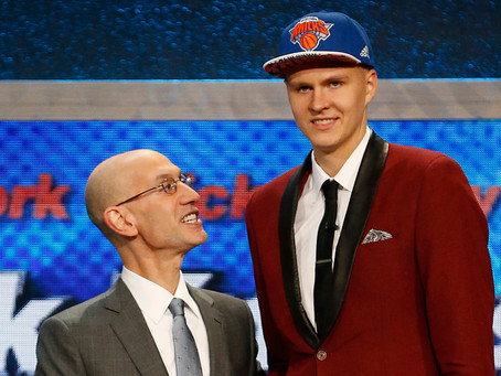 What to Expect from Kristaps Porzingis' Rookie Campaign