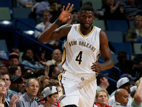 2018-2019 Off the Glass Breakout Players Series: James Ennis