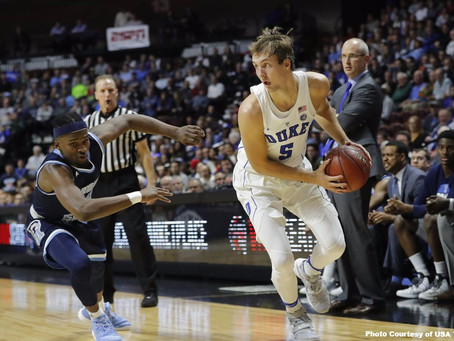 Risers and Fallers Heading to the Sweet Sixteen