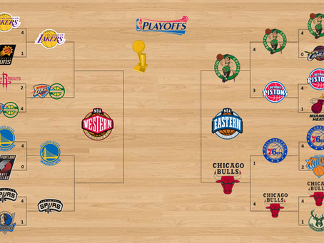 The All-Time Tournament: Eastern Conference Round 2