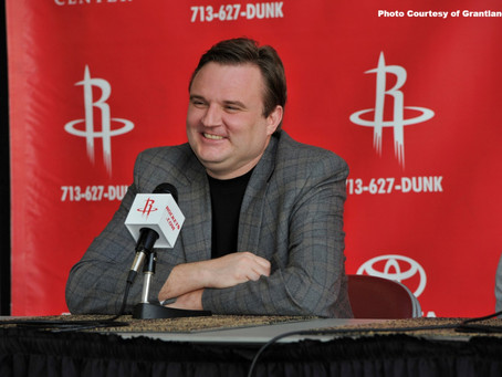 3 Potential Moves the Rockets Can Make at the Deadline