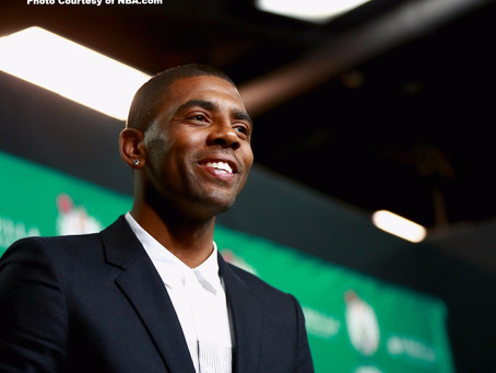 What to Expect in Year One from Kyrie Irving