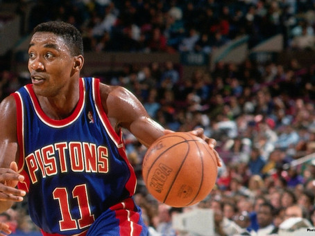 Greatest All-Time Starting 5: Detroit Pistons