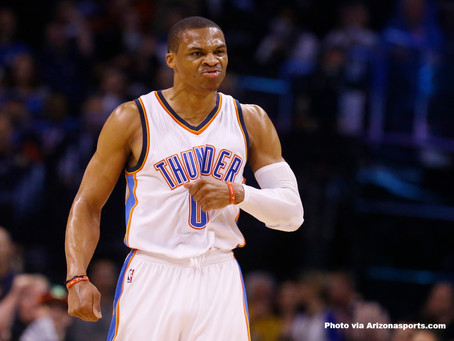 Russell Westbrook Looks to Lead Thunder Into a New Era