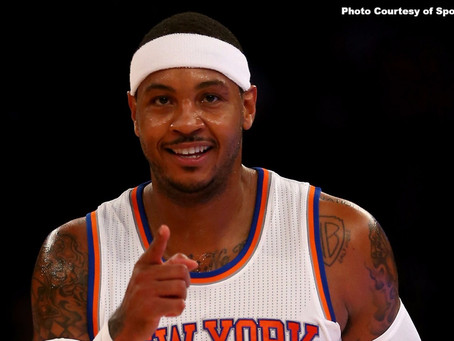 Let's Not Write off Carmelo Anthony Just Yet