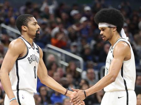 Brooklyn Nets 2019-20 Team Awards